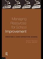 Managing Resources for School Improvement PDF
