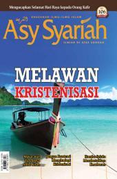 Majalah Asy-Syariah edisi 106: Melawan Kristenisasi