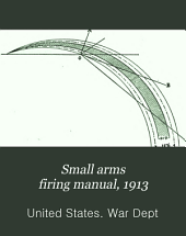 Small Arms Firing Manual, 1913