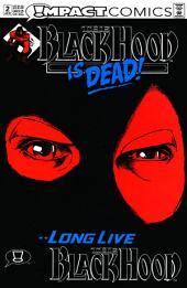 The Black Hood: Impact #2