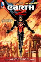 Earth 2 Vol. 4: The Dark Age (The New 52)