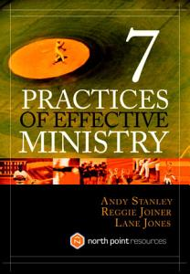 Seven Practices of Effective Ministry PDF