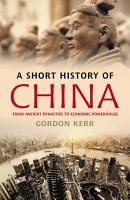 A Short History of China PDF