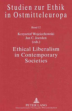 Ethical Liberalism in Contemporary Societies PDF