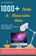 1000+ Niche and Micro-Niche Ideas
