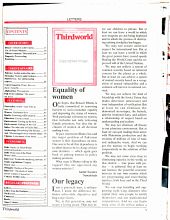 Third World International PDF