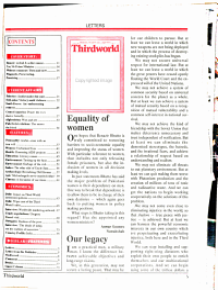 Third World International PDF
