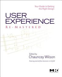 User Experience Re Mastered Book PDF