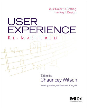 User Experience Re Mastered