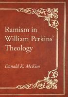 Ramism in William Perkins  Theology PDF