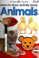 Wipe Clean Activity Book Animals PDF