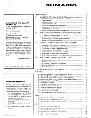 Espinhoso camino para a liberdade PDF