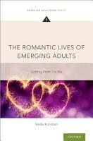 The Romantic Lives of Emerging Adults PDF