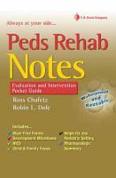 Peds Rehab Notes PDF