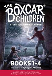 Boxcar Children Mysteries Boxed Set #1-4