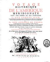 Voyage historique de l'Amérique méridionale, fait par ordre du roi d'Espagne par Don George Juan ... et par Don Antoine de Ulloa ...: p., p. [1]-200, 193*-200*, 201-208, 201*-208*, front., f. de pl. XXVI-XXXVII, en grande partie dépl