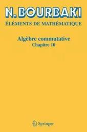 Algèbre commutative: Chapitre 10