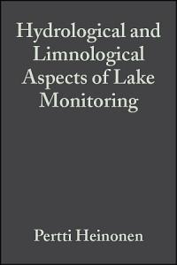 Hydrological and Limnological Aspects of Lake Monitoring PDF