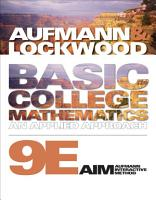 Basic College Mathematics  An Applied Approach PDF