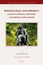 Spinoza Past and Present PDF
