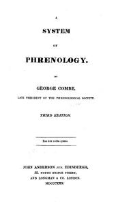 A System of Phrenology ... Second edition