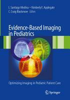 Evidence Based Imaging in Pediatrics PDF