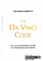 The Rough Guide to the Da Vinci Code PDF