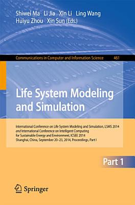 Life System Modeling and Simulation PDF