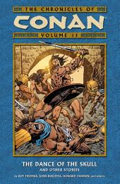 Chronicles of Conan Volume 11: The Dance of the Skull and Other Stories
