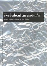 The Subcultures Reader PDF