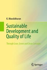 Sustainable Development and Quality of Life