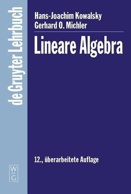 Kowalsky michler lineare Algebra 12a Lg PDF
