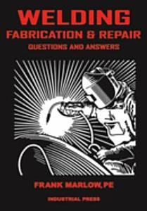 Welding Fabrication   Repair PDF