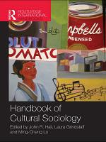 Handbook of Cultural Sociology PDF