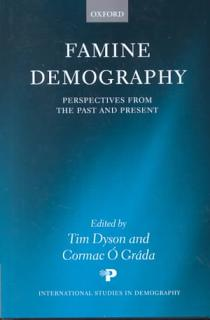 Famine Demography Book