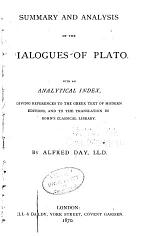 Summary and Analysis of the Dialogues of Plato