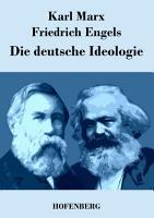 Die deutsche Ideologie PDF