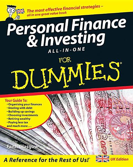Personal Finance and Investing All in One For Dummies PDF