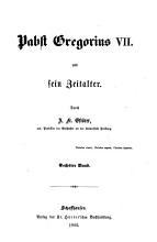 Pabst Gregorius VII  und sein Zeitalter PDF