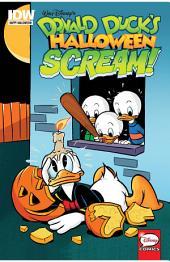 Donald Duck's Halloween Scream #1 (FCBD2015)