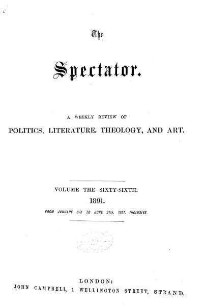 Download The Spectator Book