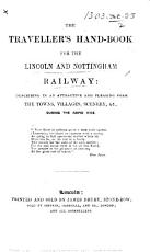 The Traveller s Hand Book for the Lincoln and Nottingham Railway PDF