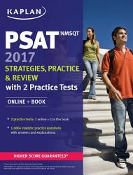 PSAT/NMSQT 2017 Strategies, Practice & Review with 2 Practice Tests