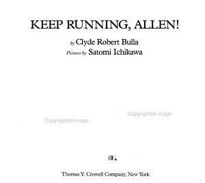 Keep Running  Allen  PDF