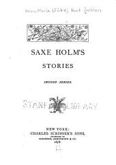 Saxe Holm's Stories: Volume 1