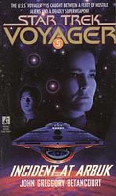 St Voyager  5 Incident At Arbuk