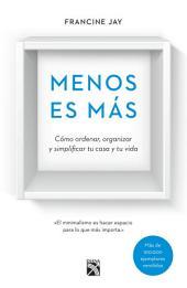 Menos es más (Edición mexicana)