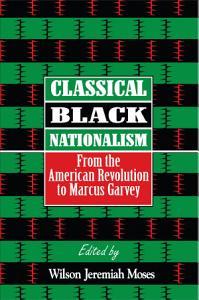 Classical Black Nationalism Book