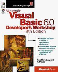 Microsoft Visual Basic 6 0 Developer S Workshop Book PDF