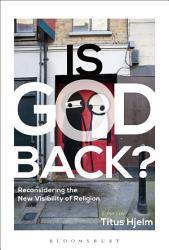Is God Back  Book PDF